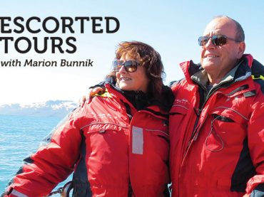 Join Marion Bunnik on an Escorted Adventure Tour
