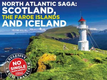 North Atlantic Saga: Scotland, Faroe Islands and Iceland