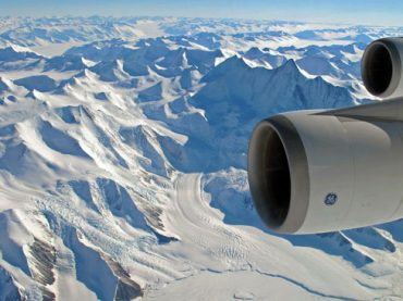 2017/18 Antarctica Flights Released
