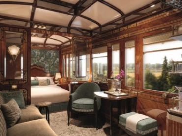 Luxury Train Club Offers the Ultimate in Train Travel