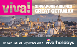 (English) UK & Europe Singapore Airlines Earlybird Deals!
