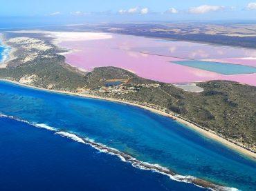 4 Day Pink Lake Tour