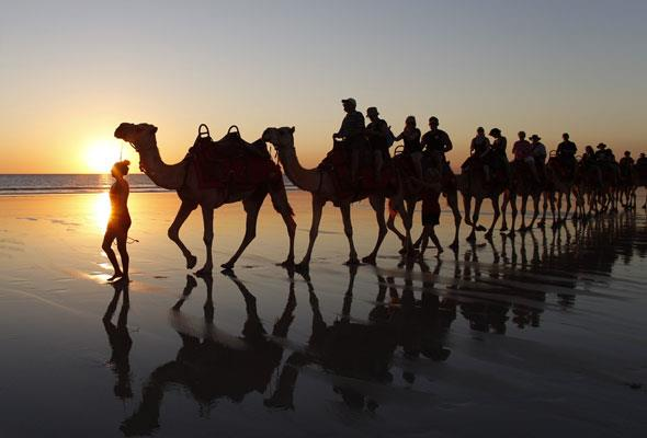 (English) Fly between Perth and Broome for under $200