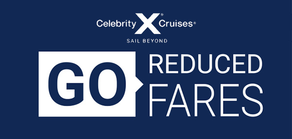 (English) Just GO! Reduced Fares from Celebrity