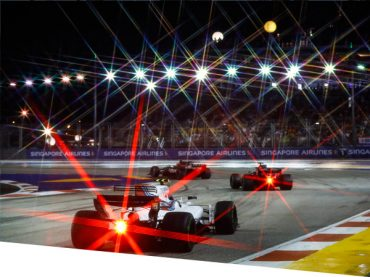 Formula 1 Singapore Grand Prix 2019 Package