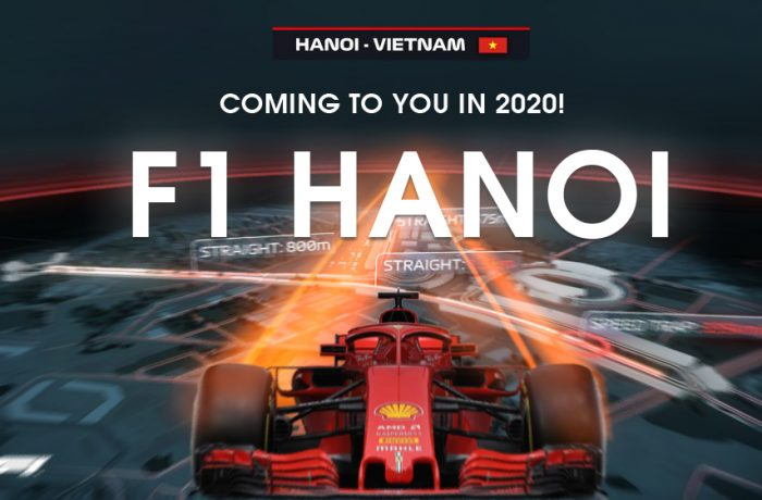 (English) Experience the thrill of Formula 1 racing at its new location in HANOI, VIETNAM!
