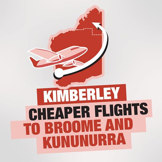 (English) Cheaper Flights to Broome and Kununurra on Sale Now!