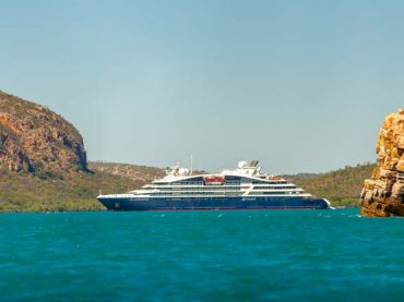 (English) 11 Night Kimberley Cruise Luxury Package